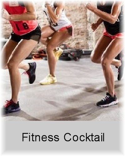 Fit Fitness Cocktail